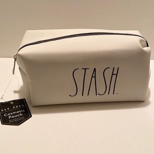 NEW Rae Dunn Cosmetic Pouch (Last One)